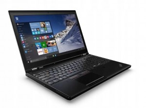 NOWY Laptop Lenovo P50 i7 8GB 256GB SSD M.2 Win 10 PRO FHD IPS Quadro M1000M 4GB