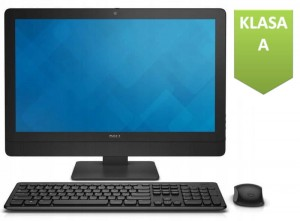ALL IN ONE AIO Komputer Dell 9030 i5 4590s 8GB 120GB SSD W10 23 WiFi LED