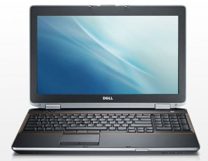 Ostatni Laptop DELL E6520 i5 4GB DVD 1366 x 768 1H WIN7 [A]