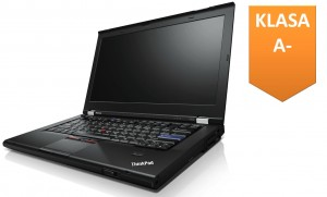 LAPTOP LENOVO T420 i5 320GB 4GB 30min QWERTY PL Win 7/10 [A-]