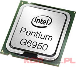 Procesor Intel G6950 - 2x 2.80 GHz 3MB 1156