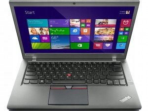 Laptop Lenovo T450s i5 5300U 8GB 500GB 4H KAMERA HD+ WIN 7 PRO