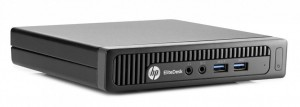 Komputer HP PRODESK 800 G1 i5 8GB 120GB SSD WIN 10 MINI PC