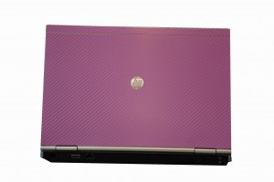 Różowy - Laptop HP EliteBook 8460p i5 4GB 320GB DVDRW WIN 7/10