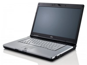 KONKRETNA SZTUKA- Laptop FUJITSU H710 i5 4GB 320GB HD+ K1000M Windows 7/10