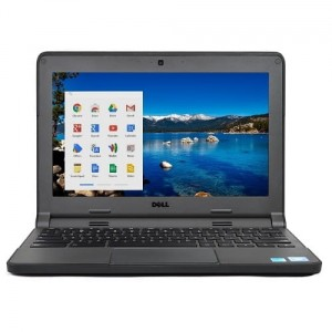 Laptop Dell Chromebook 4GB 16GB SSD Chrome OS