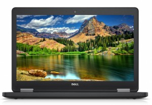 Laptop DELL E5550 i5 5300U 4GB 320GB Full HD Win 8/10