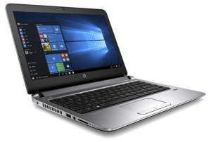 Laptop HP 430 G3 i3 6gen. 4GB 128GB SSD M.2 + 320GB 2h WIN 10 [B]