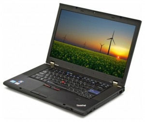 Laptop LENOVO T520 i5 4GB 320GB NEW BAT Windows 7/10