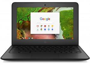 Laptop HP Chromebook 11 11,6'' 4GB 16GB SSD Chrome OS
