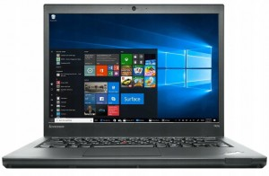 Laptop Lenovo T431s i5 4GB 320GB 1600 x 900 Win 7/10 [A-]