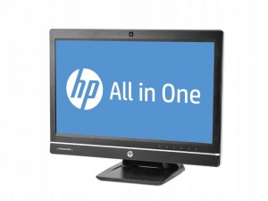 ALL IN ONE AIO Komputer HP 6300 i5 3470 4GB Win 7/10 21,5 LED WiFi