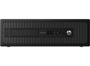 Komputer HP 700 G1 SFF i5 4570 8GB 180GB Windows 7/10