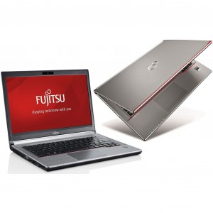 Laptop FUJITSU E744 i5 8GB 240GB SSD HD+ Win 8/10