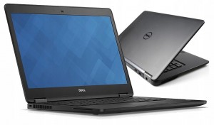 Laptop DELL E7470 i7 6gen 8GB 256GB SSD M.2 Full HD IPS Win 10