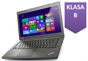 Laptop Lenovo T440/T440s i5 4GB 320GB WIN 8/10 [B]