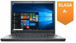 Laptop Lenovo T431s i5 4GB 320GB Win 7/10 [A-]
