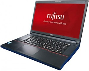 Laptop FUJITSU LifeBook A574 i5 8GB 120GB SSD Win 7/10 KAMERA USB WIFI [A-]