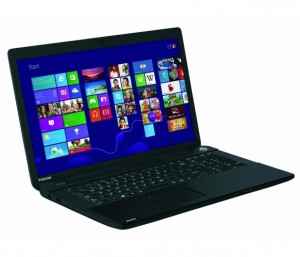 Laptop TOSHIBA Satellite  C70 / C70D-A AMD 8GB 750GB HD+ Windows 8/10