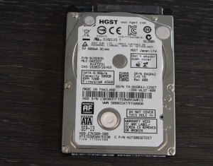 "Dysk HDD SATA 2,5"" 7200 - 500GB"