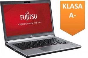 Laptop FUJITSU E744 i5 4GB 320GB HD+ Win 8/10 [A-]